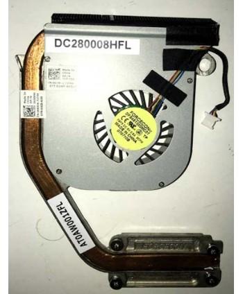 Disipador y ventilador Dell...