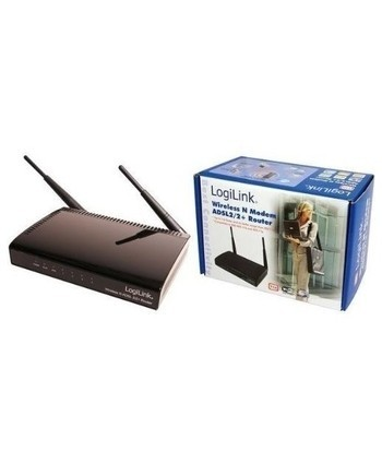 Router LOGILINK Wireless N Modem ADSL2/2+ ROUTER