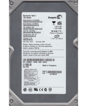 Seagate 120GB 3.5