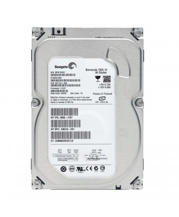 Seagate Barracuda 7200.10 80GB SATA Hard Drives ST380815AS