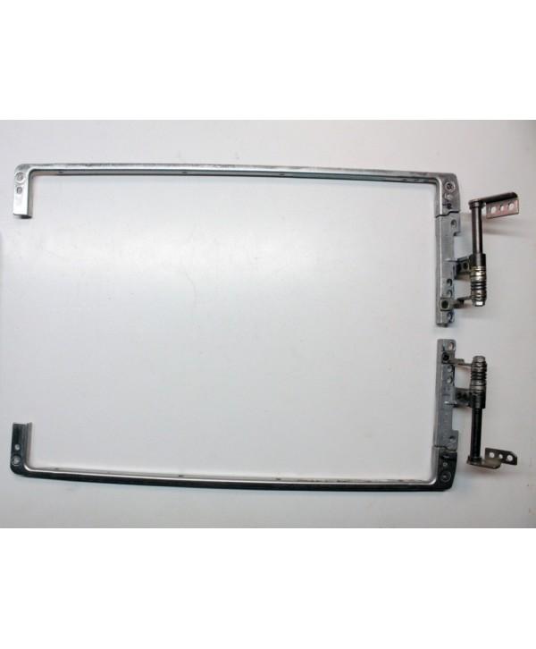 HP Pavilion dv6 LCD Screen Hinge Support Bracket Set FBUT3005010 FBUT3007010