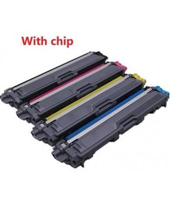 Con chip Cyan com Dcp-L3500s,HL-L3200s,MFC-L3700s-2.3K