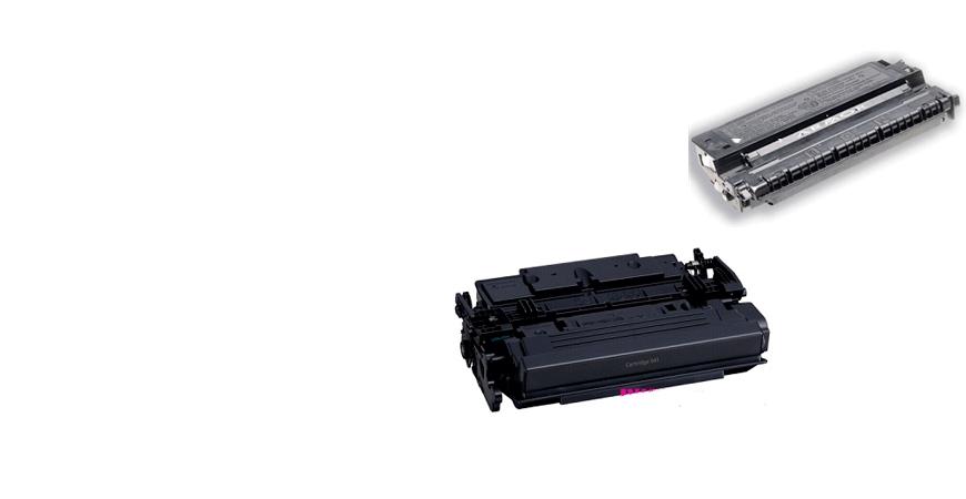 Tóner Laser Monocromo Compatible Canon