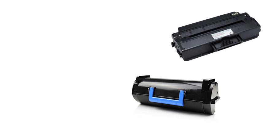 Tóner Laser Monocromo Compatible Dell