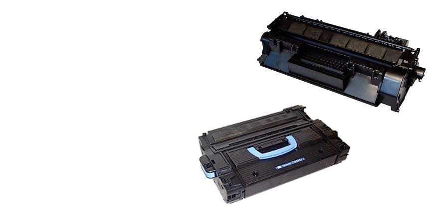 Tóner Laser Monocromo Compatible Hp
