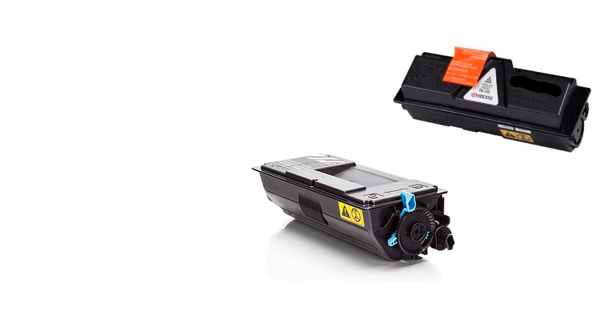Tóner Laser Monocromo Compatible Kyocera