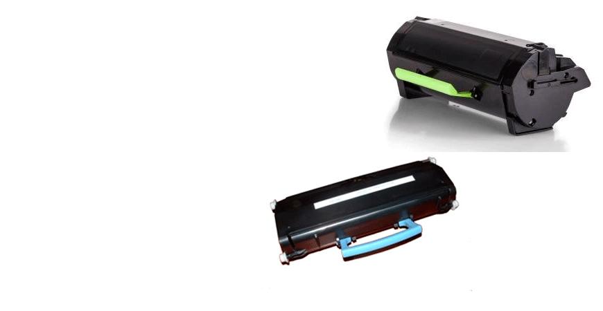 Tóner Laser Monocromo Compatible Lexmark