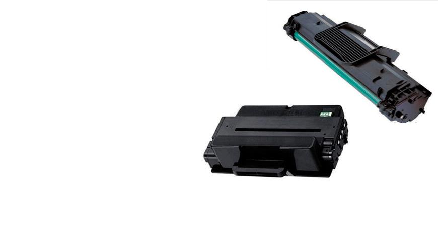 Tóner Laser Monocromo Compatible Samsung