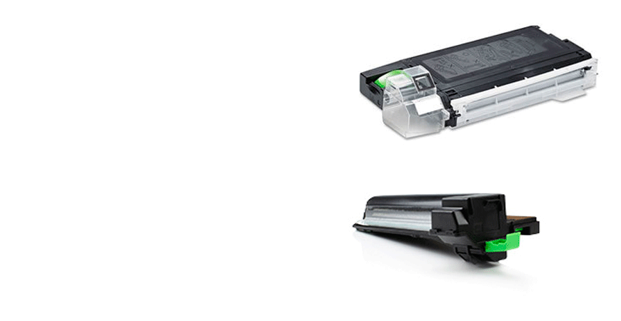 Tóner Laser Monocromo Compatible Sharp