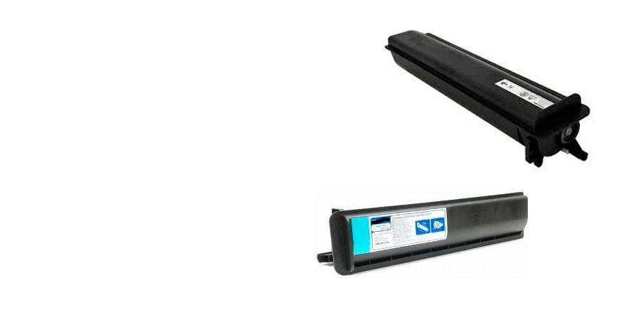 Tóner Laser Monocromo Compatible Toshiba