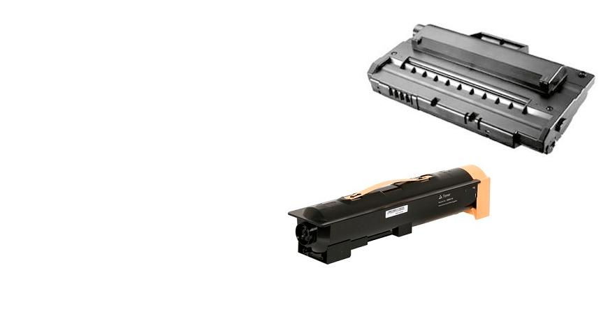 Tóner Laser Monocromo Compatible Xerox