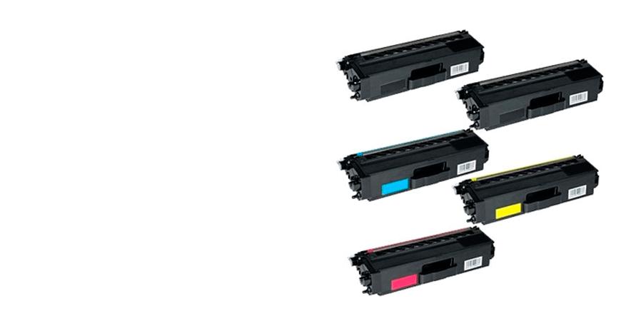 Tóner Laser Color Compatible Brother