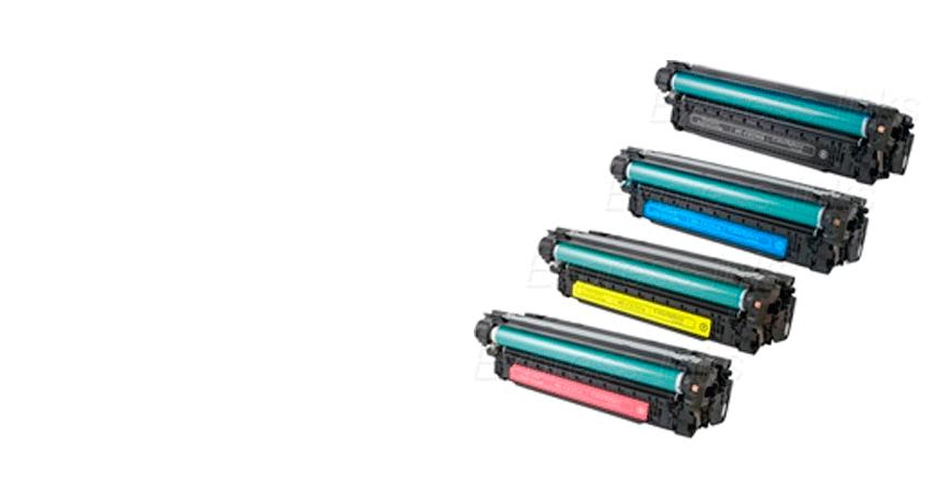 Tóner Laser Color Compatible Hp