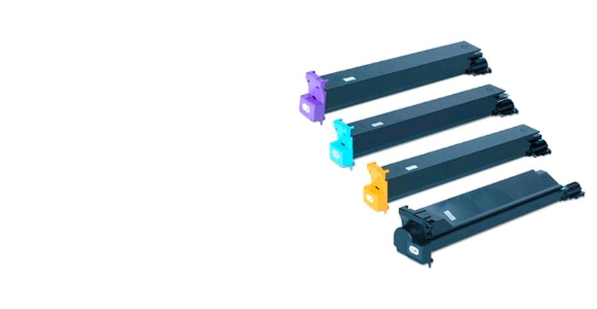Tóner Laser Color Compatible Konica Minolta