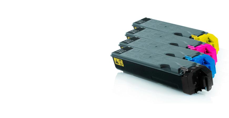 Tóner Laser Color Compatible Kyocera