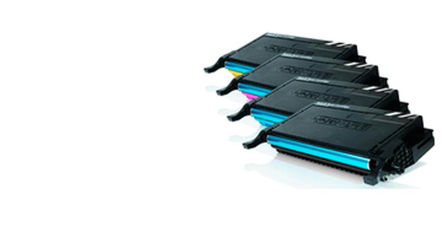 Tóner Laser Color Compatible Samsung