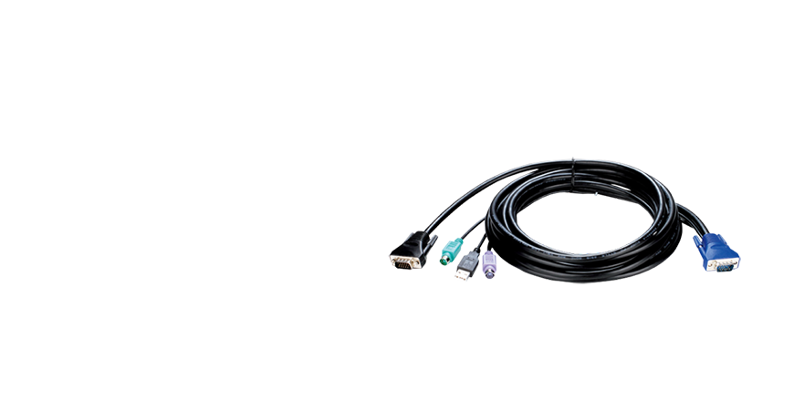 Cables para KVM